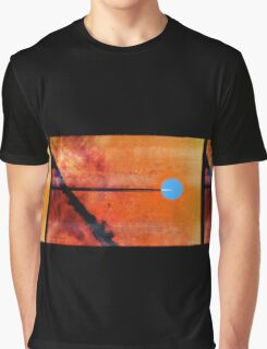 Goodbye Blue Sky by Jay Taylor Graphic T-Shirt