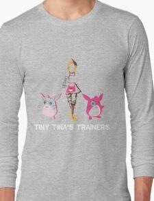 Tiny Tina's Trainers Long Sleeve T-Shirt