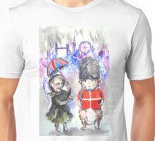 Guinea Pig in London Unisex T-Shirt