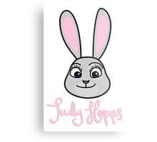 Judy Hopps Metal Print