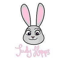 Judy Hopps Photographic Print