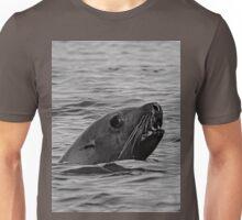 BW Sea Lion Unisex T-Shirt