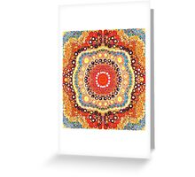 Searching for Infinity Greeting Card
