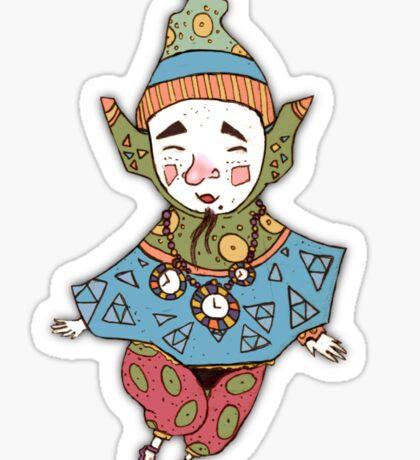 Tingle Sticker