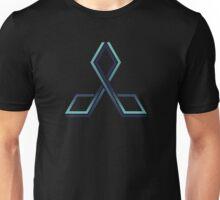 triunghi #1 Unisex T-Shirt