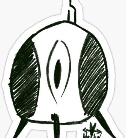 Primma Turret Sticker
