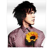 Andrew VanWyngarden Flower Poster