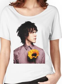 Andrew VanWyngarden Flower Women's Relaxed Fit T-Shirt