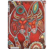Two Bulls  iPad Case/Skin