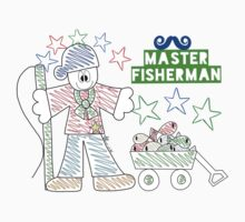 Ryan, Master Fisherman Baby Tee