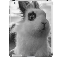 A funny Rabbit iPad Case/Skin