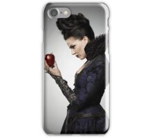 Regina Mills - Promotional Poster iPhone Case/Skin