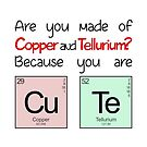"""Elements - """"You Are Cute"""" by Styl0"""