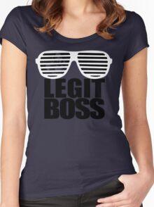 Sasha Savage Women's Fitted Scoop T-Shirt