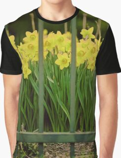 Spring Fenced In Graphic T-Shirt