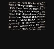 Coffee print Unisex T-Shirt