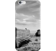 On Dungeness Beach iPhone Case/Skin