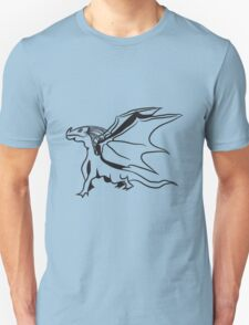 Dragon Wing cool Unisex T-Shirt