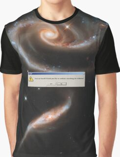 Error: God Not Found-heic1107a Graphic T-Shirt