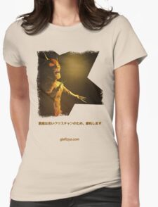 Devil Wear (Japanese edition) Womens Fitted T-Shirt