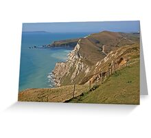 Mupe Bay Greeting Card