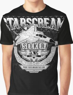 Professional Seeker Graphic T-Shirt
