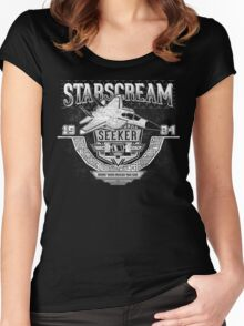 Professional Seeker Women's Fitted Scoop T-Shirt