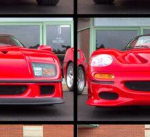 Ferrari Icons Sticker
