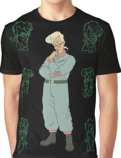 Neon Spengler Graphic T-Shirt