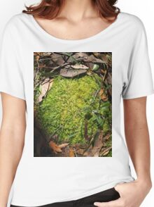 Moss in the Spotlight Women's Relaxed Fit T-Shirt
