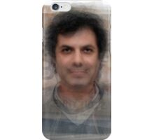 Kenny Hotz Portrait iPhone Case/Skin
