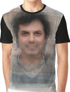 Kenny Hotz Portrait Graphic T-Shirt