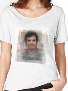 Kenny Hotz Portrait Women's Relaxed Fit T-Shirt