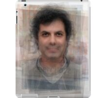 Kenny Hotz Portrait iPad Case/Skin