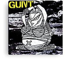 GUNT - Pop Star Murder Project Canvas Print