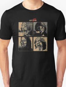 Let it (Zom)Be Unisex T-Shirt