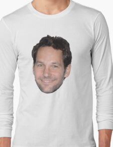 Paul Rudd Long Sleeve T-Shirt