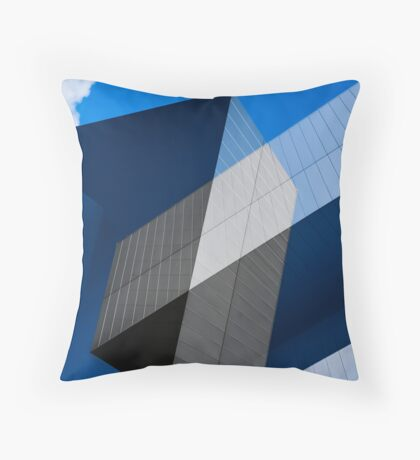 Z for Zaha Throw Pillow
