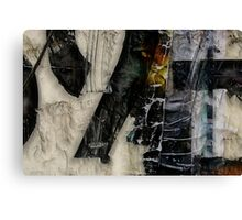 CONFLATE Canvas Print