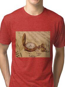 Timeless Music Tri-blend T-Shirt