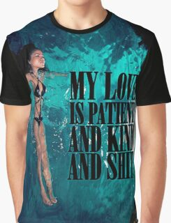My Love Graphic T-Shirt