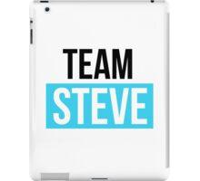 Team Steve iPad Case/Skin