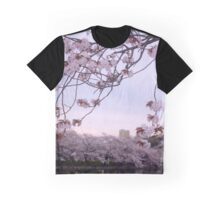 Sakura Season Graphic T-Shirt