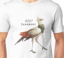 #227 Skarmory Unisex T-Shirt