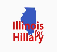 Illinois for Hillary Unisex T-Shirt