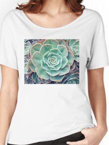 SUCCULENT Women's Relaxed Fit T-Shirt