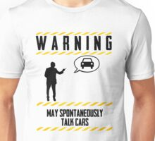 Mechanics Warning Unisex T-Shirt