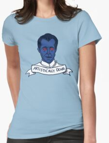 Grand Admiral Thrawn: Artistically Done Womens Fitted T-Shirt