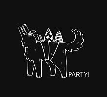 Party Dog – B&W Zipped Hoodie