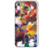 Abstract Pixel Pattern iPhone Case/Skin
